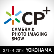 CP+2018出展